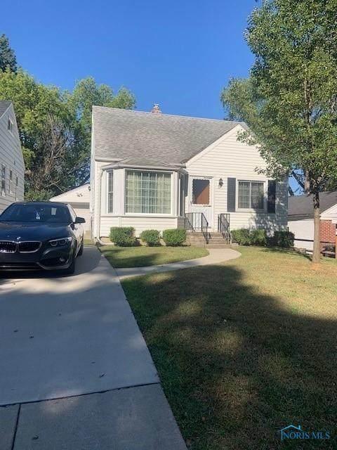 4311 Grantley Road, Toledo, OH 43613 (MLS #6076832) :: iLink Real Estate
