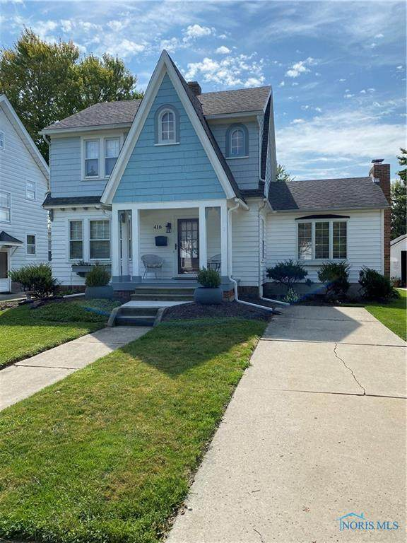 416 W Dudley Street, Maumee, OH 43537 (MLS #6076925) :: RE/MAX Masters