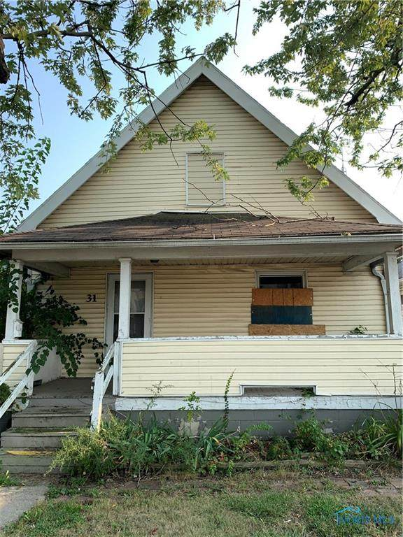 31 W Park Street, Toledo, OH 43608 (MLS #6077182) :: Key Realty