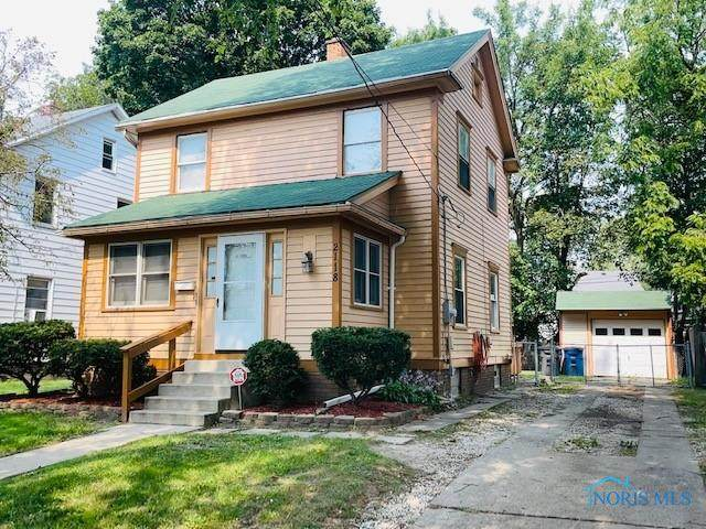 2118 South Avenue, Toledo, OH 43609 (MLS #6077233) :: RE/MAX Masters