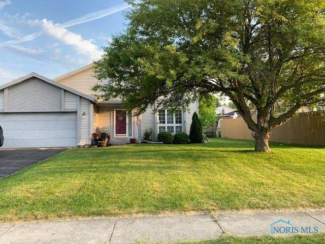 6428 Scarsdale Road, Maumee, OH 43537 (MLS #6077249) :: Key Realty