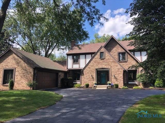 6 Ridgewood Circle, Perrysburg, OH 43551 (MLS #6077254) :: Key Realty