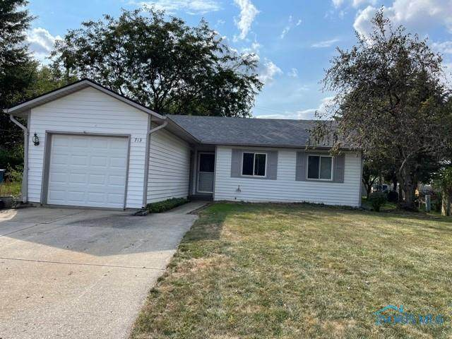 713 Valley Way Court, Swanton, OH 43558 (MLS #6077274) :: Key Realty
