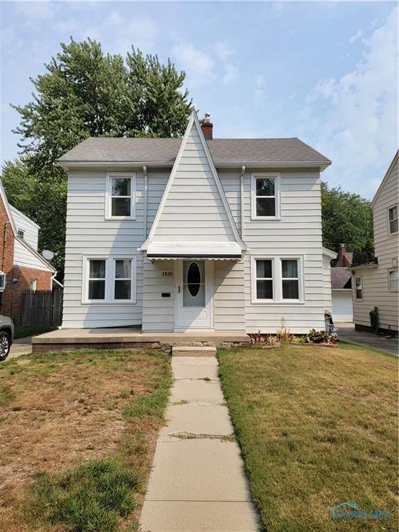 3920 Woodmont Road, Toledo, OH 43613 (MLS #6077396) :: iLink Real Estate