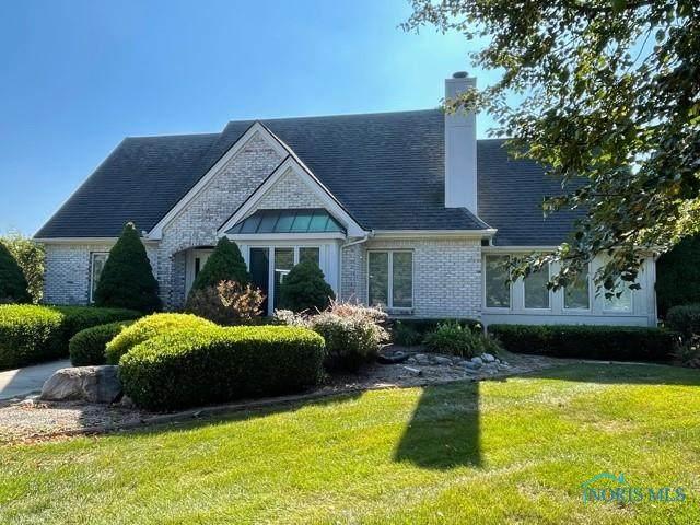 4850 Mitchaw Road, Sylvania, OH 43560 (MLS #6077477) :: Key Realty