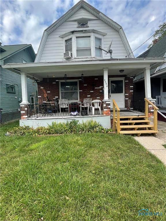 2465 Lawton Avenue, Toledo, OH 43620 (MLS #6077523) :: CCR, Realtors