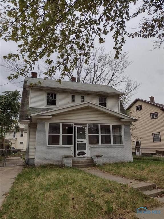 1318 Addington Road, Toledo, OH 43607 (MLS #6077525) :: Key Realty