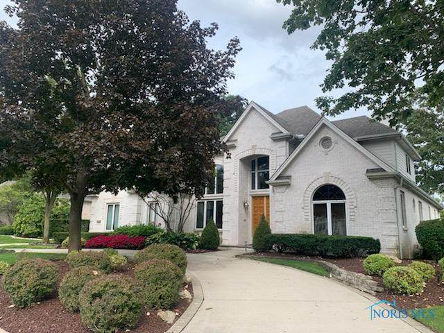553 Forest Lake Drive, Holland, OH 43528 (MLS #6077596) :: Key Realty