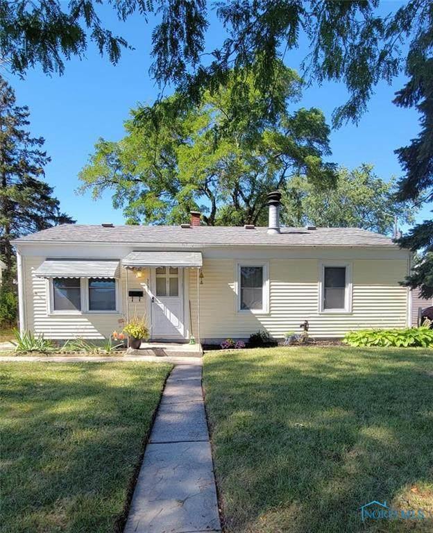 3737 Dixie Drive, Toledo, OH 43611 (MLS #6077628) :: iLink Real Estate