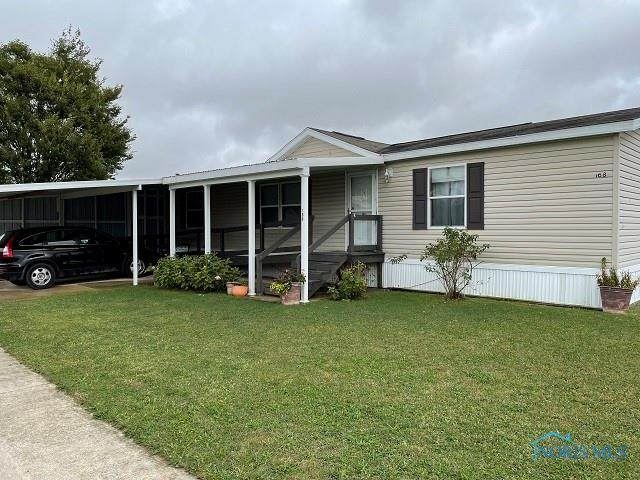 930 E Broadway Street, North Baltimore, OH 45872 (MLS #6077732) :: RE/MAX Masters