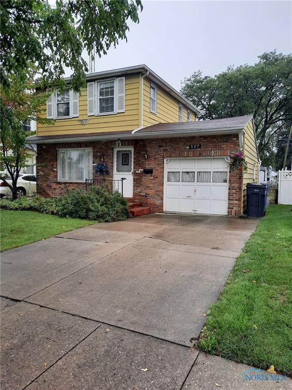 527 Waybridge Road, Toledo, OH 43612 (MLS #6077801) :: iLink Real Estate