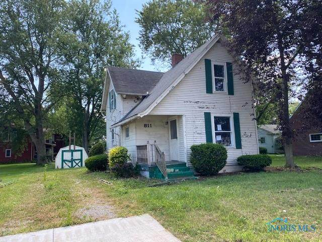 811 Park Street, Napoleon, OH 43545 (MLS #6077816) :: RE/MAX Masters