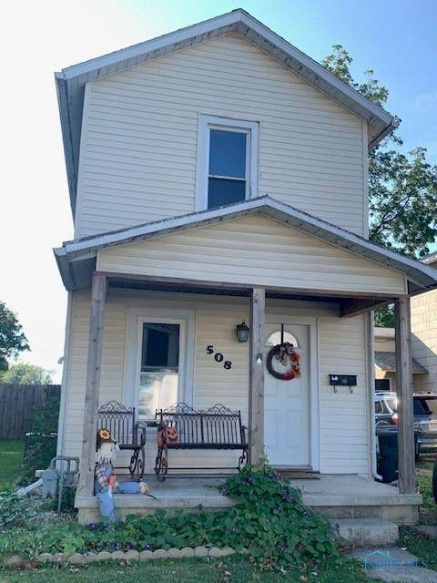 508 N Cory Street, Findlay, OH 45840 (MLS #6077825) :: Key Realty