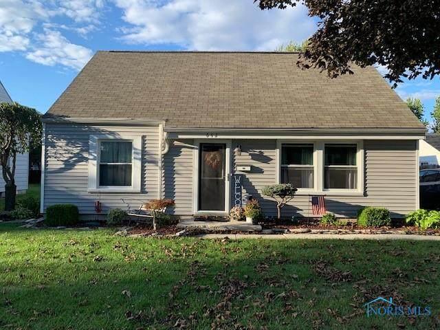 642 Summit Street, Fostoria, OH 44830 (MLS #6077845) :: Key Realty