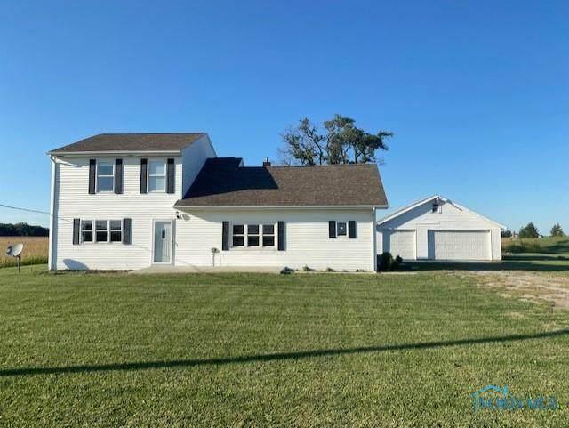7206 County Road J, Delta, OH 43515 (MLS #6077855) :: Key Realty