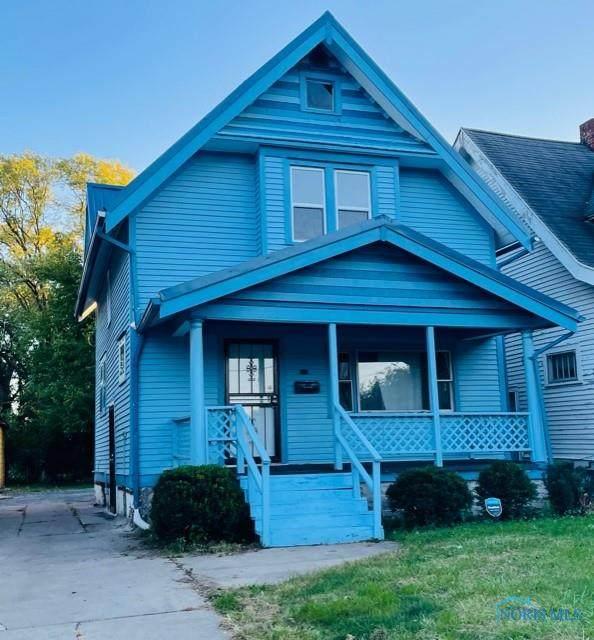 1661 W Bancroft Street, Toledo, OH 43606 (MLS #6078150) :: iLink Real Estate