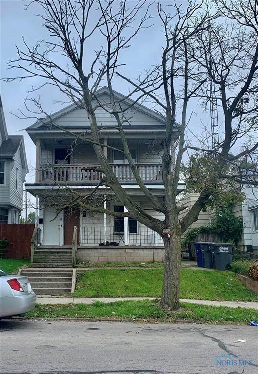 318 Euclid Avenue, Toledo, OH 43605 (MLS #6078266) :: iLink Real Estate