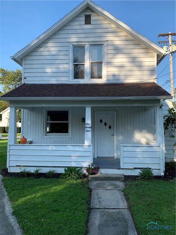 124 W Front Street, Pemberville, OH 43450 (MLS #6078480) :: Key Realty