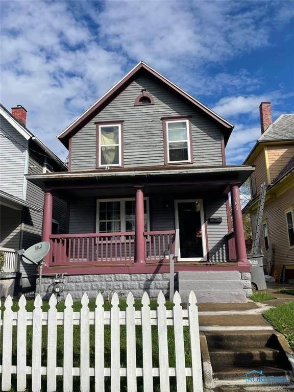 980 W Delaware Avenue, Toledo, OH 43610 (MLS #6078561) :: iLink Real Estate