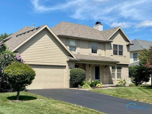 7658 Stone Hill Court, Maumee, OH 43537 (MLS #6078615) :: iLink Real Estate