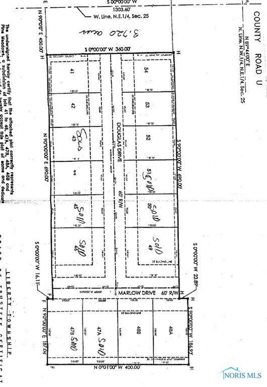 401 Douglas Drive, Liberty Center, OH 43532 (MLS #6078894) :: iLink Real Estate