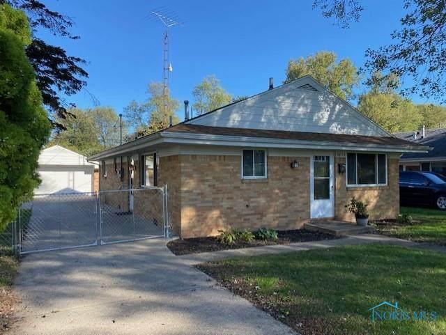 5614 Malden Avenue, Toledo, OH 43623 (MLS #6078936) :: Key Realty