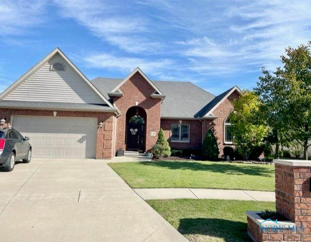 8131 Clearbrook Drive, Findlay, OH 45840 (MLS #6078966) :: iLink Real Estate