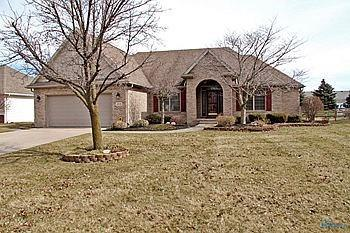 4519 Blystone Valley, Maumee, OH 43537 (MLS #6021814) :: RE/MAX Masters