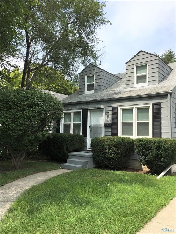 1724 Roosevelt, Toledo, OH 43607 (MLS #6024600) :: Key Realty