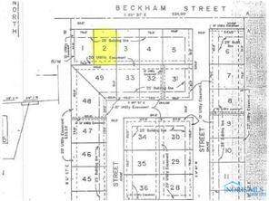 639 Beckham, Napoleon, OH 43545 (MLS #6026423) :: RE/MAX Masters