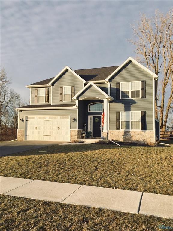 7622 Shoemaker, Waterville, OH 43566 (MLS #6035003) :: Key Realty
