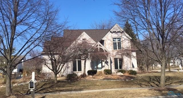 8664 Slate Ridge, Sylvania, OH 43560 (MLS #6035620) :: Key Realty
