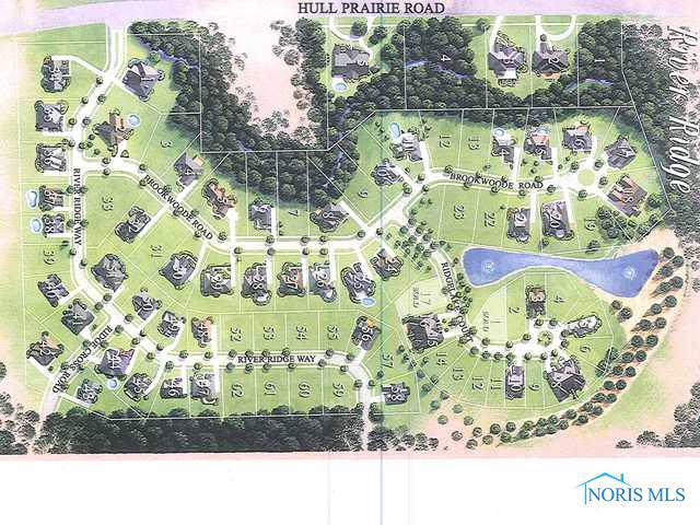 703 Ridge Lake, Perrysburg, OH 43551 (MLS #6036058) :: Key Realty