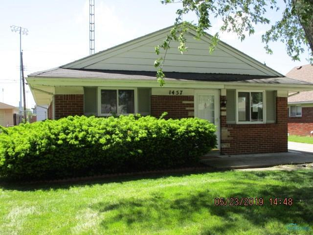1457 Wilderness, Maumee, OH 43537 (MLS #6037942) :: RE/MAX Masters