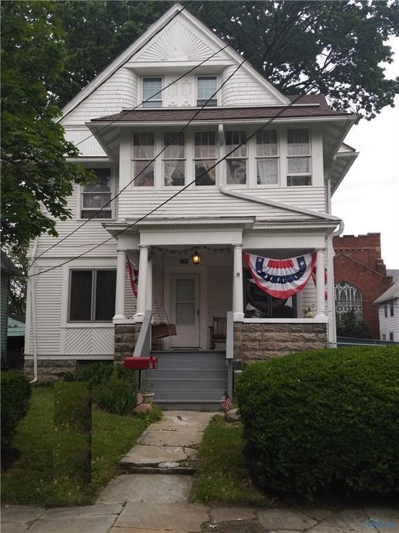 662 Nesslewood, Toledo, OH 43610 (MLS #6040521) :: Key Realty