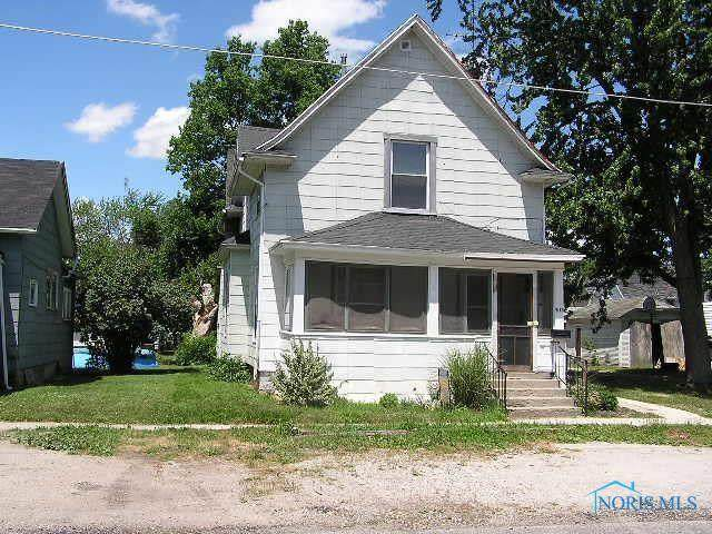 513 W Lawrence, Montpelier, OH 43543 (MLS #6050516) :: Key Realty