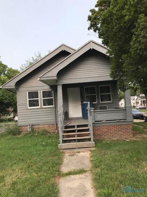 3821 Jackman, Toledo, OH 43612 (MLS #6056986) :: Key Realty
