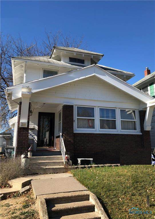 218 Valleywood, Toledo, OH 43605 (MLS #6060892) :: The Kinder Team
