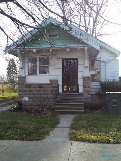 1023 Prouty, Toledo, OH 43609 (MLS #6064269) :: Key Realty