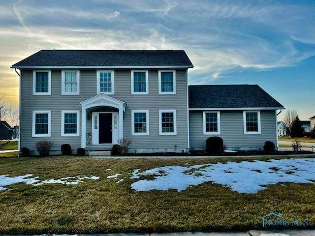 26427 Windy Trace, Perrysburg, OH 43551 (MLS #6066983) :: RE/MAX Masters