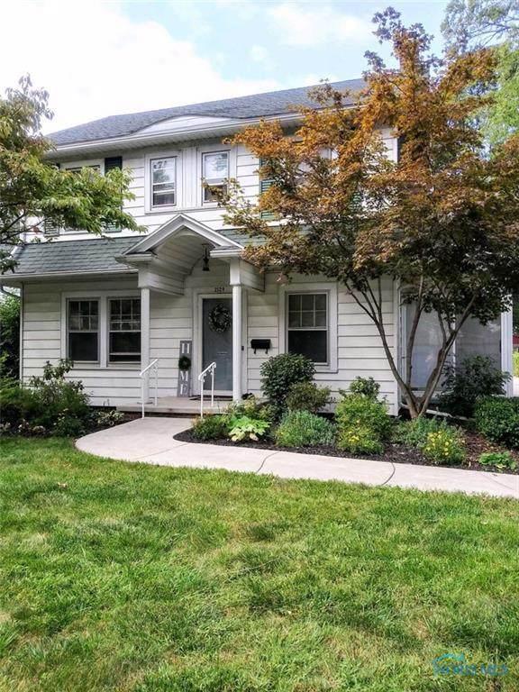 2129 Brookdale Road, Toledo, OH 43606 (MLS #6069456) :: Key Realty