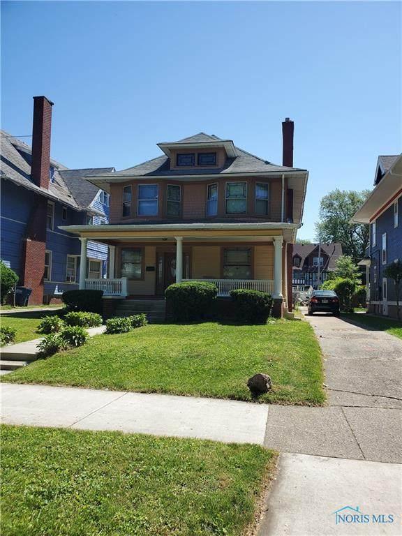 2120 Glenwood Avenue, Toledo, OH 43620 (MLS #6071695) :: CCR, Realtors