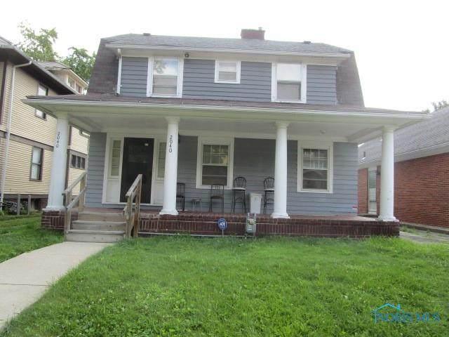 2040 Joffre Avenue, Toledo, OH 43607 (MLS #6074771) :: CCR, Realtors
