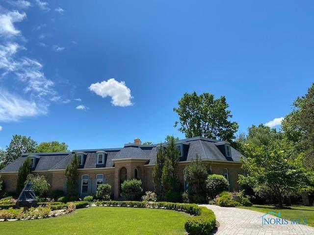 9711 Carnoustie Road, Perrysburg, OH 43551 (MLS #6075623) :: Key Realty