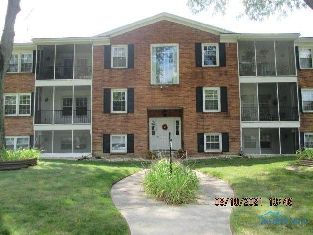 5533 Cresthaven Lane #12, Toledo, OH 43614 (MLS #6075869) :: RE/MAX Masters