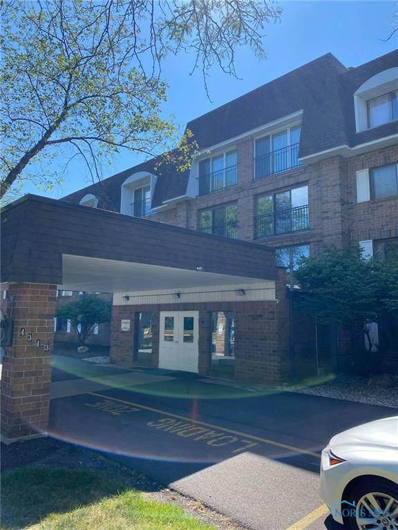 4343 W Bancroft Street 4L, Ottawa Hills, OH 43615 (MLS #6076764) :: Key Realty