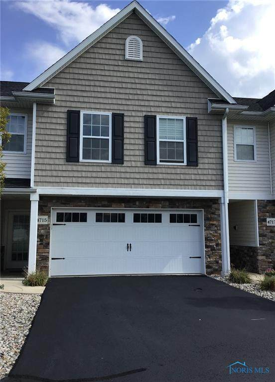 4715 Lakeside Drive, Maumee, OH 43537 (MLS #6077650) :: Key Realty