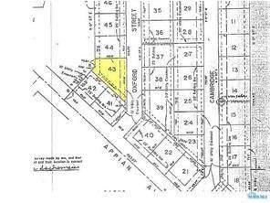 535 Oxford Street, Napoleon, OH 43545 (MLS #6026431) :: Key Realty