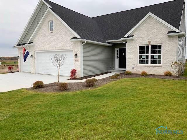 3807 Windward, Sylvania, OH 43560 (MLS #6033611) :: Key Realty