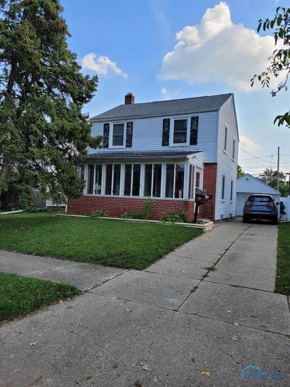 737 Waybridge Road, Toledo, OH 43612 (MLS #6075597) :: Key Realty